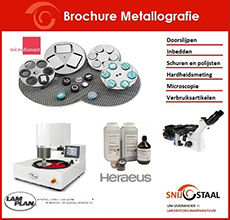 Snijstal Metallografie