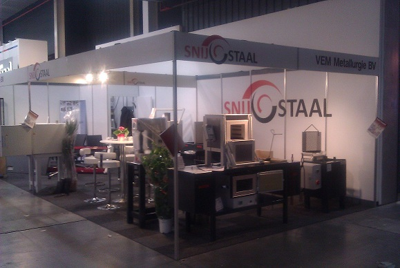 TS 2012 stand