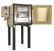Luchtcirculatie oven (voorbeeld)